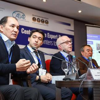 Central Asian Expert ReForum: Pointers to the Future was organised by IWPR Central Asia and CABAR.asia with the support of the Norwegian Foreign Ministry and the UK embassy in Kyrgyzstan. (Photo: IWPR)