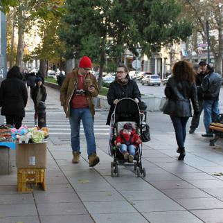 Georgians are thinner on the ground than anyone thought. (Photo: Regina Jegorova-Askerova)