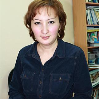 Gulmira Birjanova. (Photo courtesy of G Birjanova)