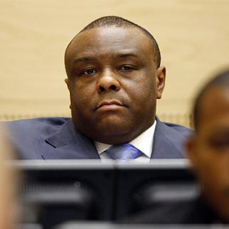 Jean-Pierre Bemba Gombo in the ICC courtroom. (Photo: ICC-CPI / Michael Kooren)