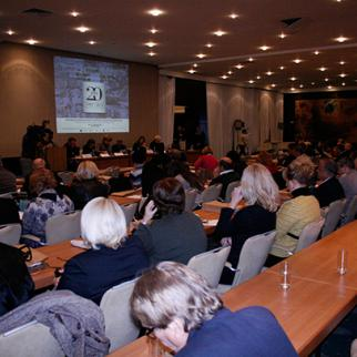 ICTY 20th anniversary conference in Sarajevo. (Photo: ICTY)