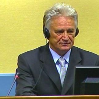 Momcilo Perisic. (Photo: ICTY)