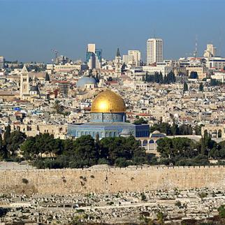 A panoramic view of the city of Jerusalem. (Photo: Berthold Werner/Wikicommons)