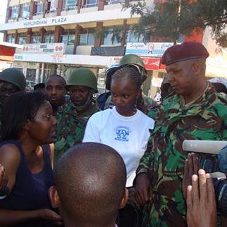 The vetting of Kenya's 78,000 police officers has fallen badly behind schedule. (Photo: Daudi Were/Flickr)