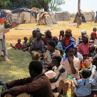 Some Kenyans displaced by the 2007-08 violence in the Rift Valley still fear going back home. (Photo: IWPR)
