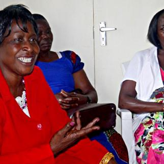 Edna Auma has run for office in the last two local elections but without success. (Photo: Robert Wanjala)