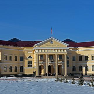 Kyrgyzstan's central prosecution service premises in Bishkek. (Photo: Kyrgyz prosecutor's office)