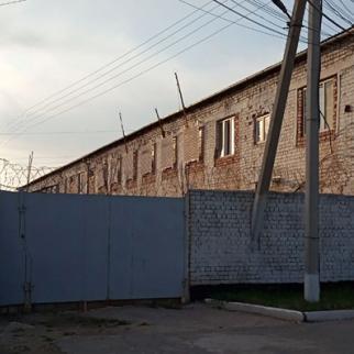 Penal colony #27 in Moldovanovka village, not far from Bishkek. (Photo: Bolot Isaev/IWPR)
