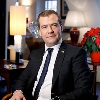 Russian prime minister Dmitry Medvedev. (Photo: government.ru)