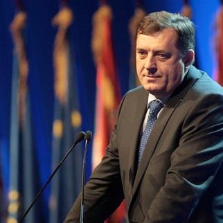 Milorad Dodik. (Photo: Serbian Democratic Party/Wiki Commons)