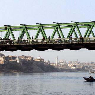 Mosul, the administrative centre of Nineveh province. (Photo: Ahmed Younis)