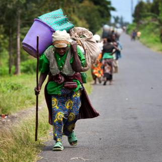 As villagers continue to flee their homes in the DRC's North Kivu province, pressure is mounting on indicted militia leader Bosco Ntaganda. (Photo: UN Photo/Sylvain Liechti)