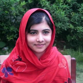 Malala Yousafzai, July 2010.