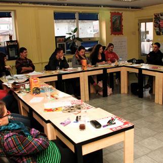 Training workshop on transitional justice and human rights, Sarajevo, November 10-12, 2012. (Photo: Ajdin Kamber)