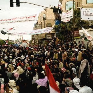Journalists trying to cover the Yemeni uprising have come under severe pressure from the authorities. (Photo: Sallam/Flickr)