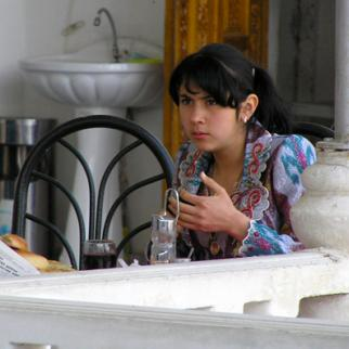 Up to a quarter of the Tajik population are labour migrants, almost all men. Women back in Tajikistan are left to take care of their families. (Photo: Adil Nurmakov/Flickr)
