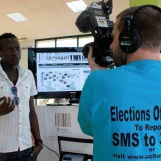 The Umati Project monitored hate speech before, during and after Kenya's March 2013 elections. (Photo: Cody Valdes/Flickr)