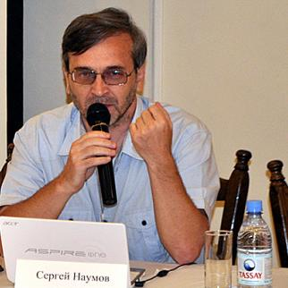 Sergei Naumov. (Photo: IWPR)