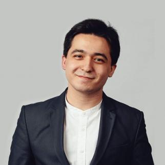 Temur Umarov, an expert on Uzbekistan and a consultant at the Carnegie Moscow Center. (Photo courtesy of T. Umarov)