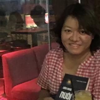 Trang in Ho Chi Minh City in 2019.