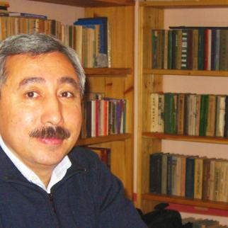 Turkmen rights activist Vyacheslav Mamedov. (Photo: IWPR)