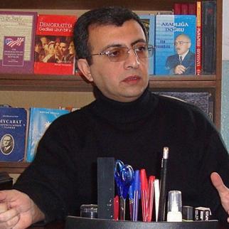 Yadigar Sadiqov before his arrest. (Photo courtesy of Y. Sadiqov)
