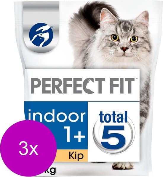 Perfect Fit Droogvoer Adult Indoor Kip