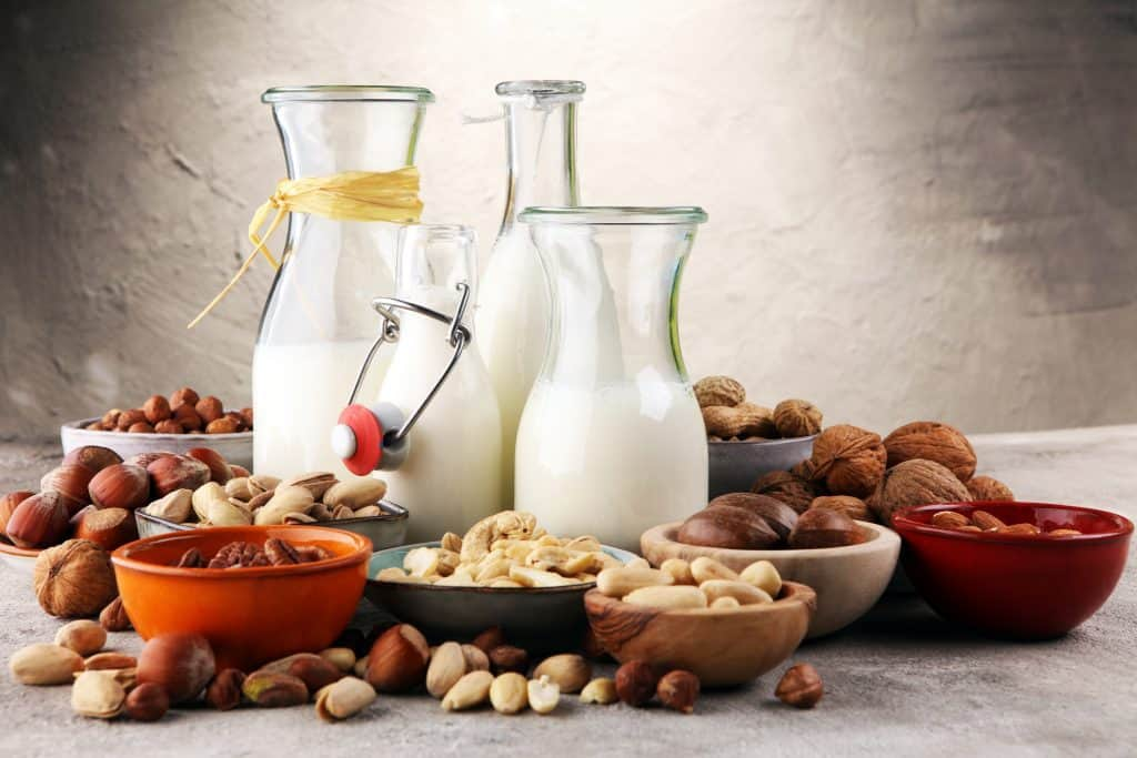 low carb milks