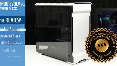 Phanteks ENTHOO EVOLV ATX Tempered Glass Edition