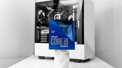 !0th Gen Intel Core CPU, i9