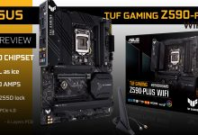 ASUS TUF GAMING Z590-PLUS WiFi