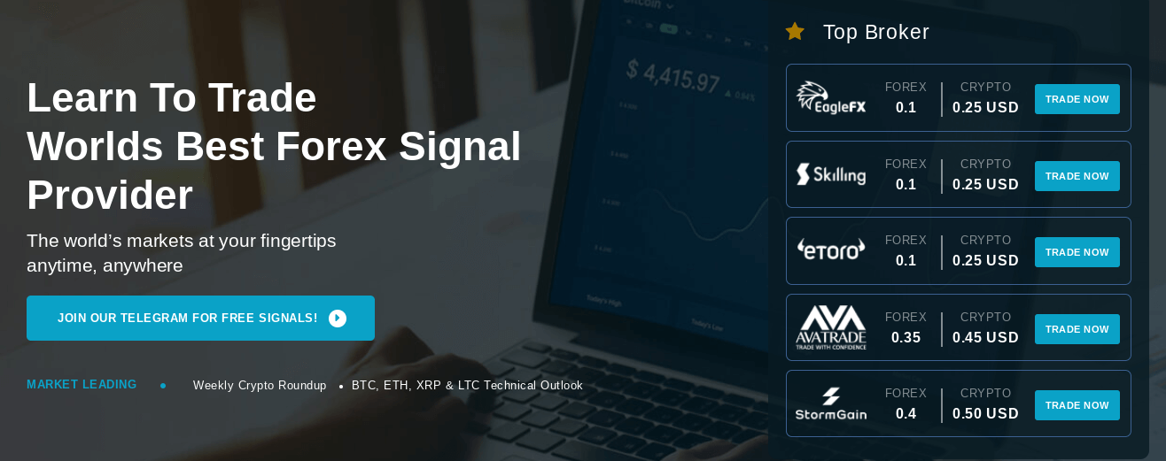 Learn 2 Trade forex signals
