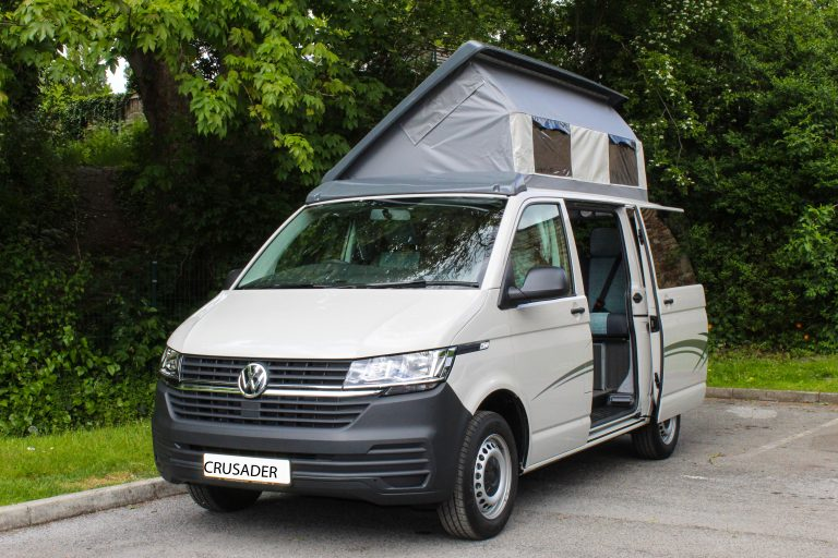 Roof Up Campervans For Sale UK