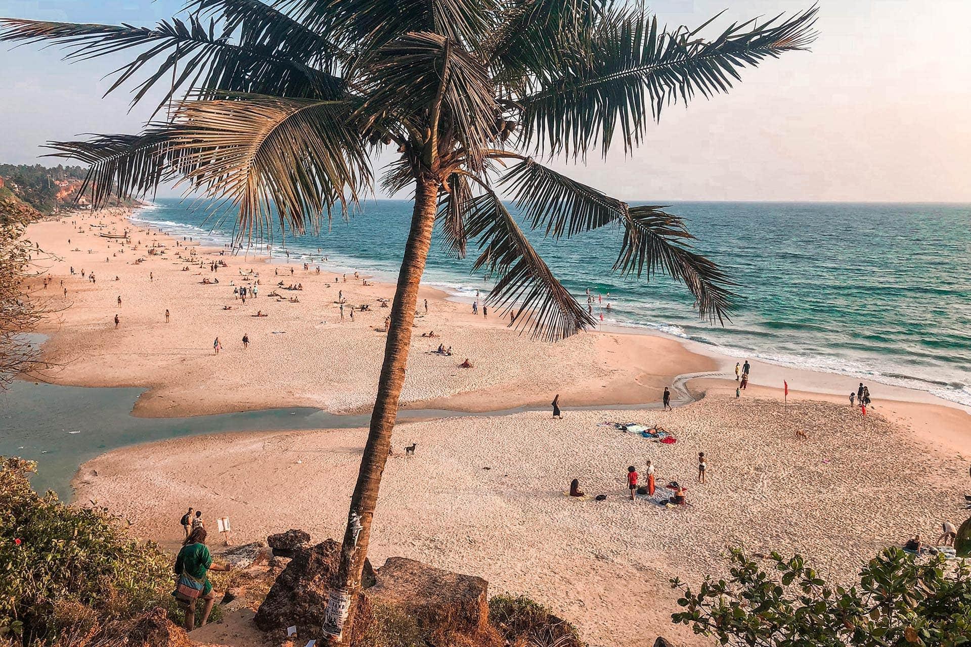 Best Things To Do In Varkala Beach, Kerala India
