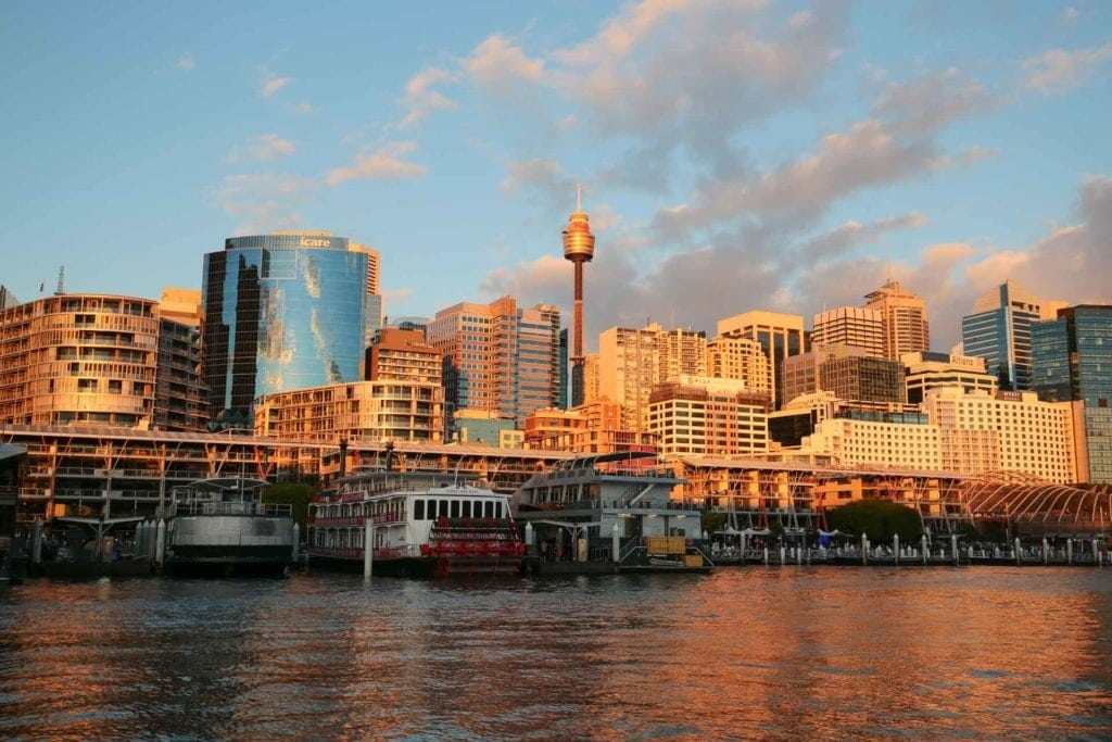 darling-harbour-sunset
