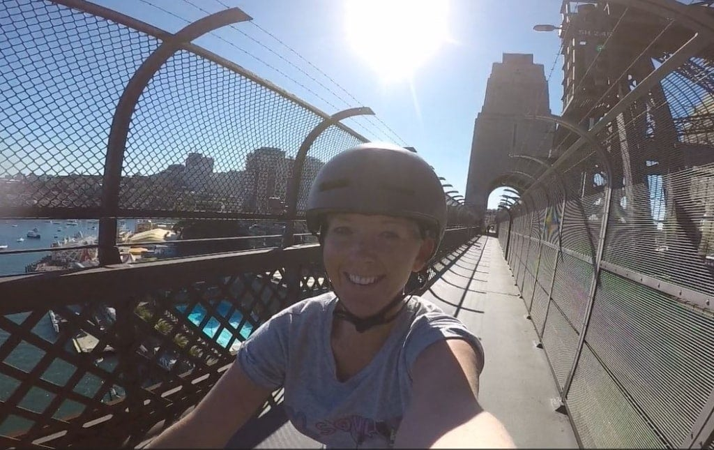 sydney-harbour-bridge-bike-ride