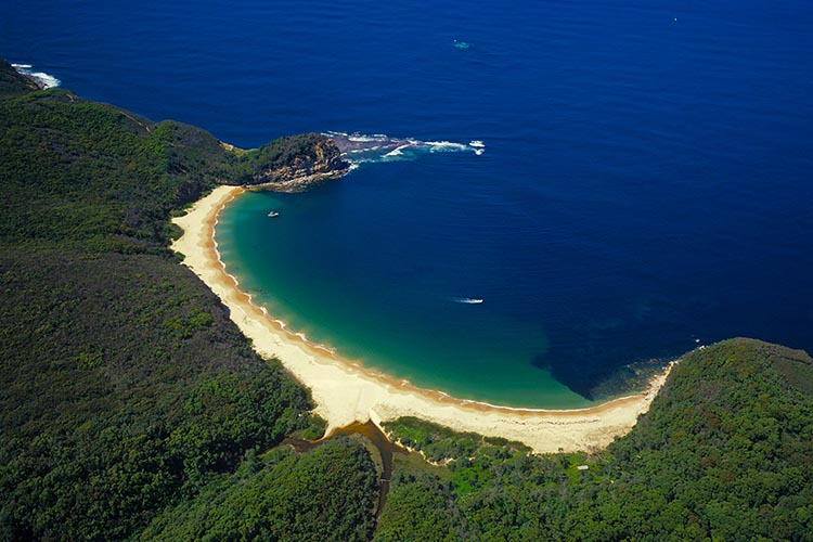 best-secluded-beaches-in-sydney
