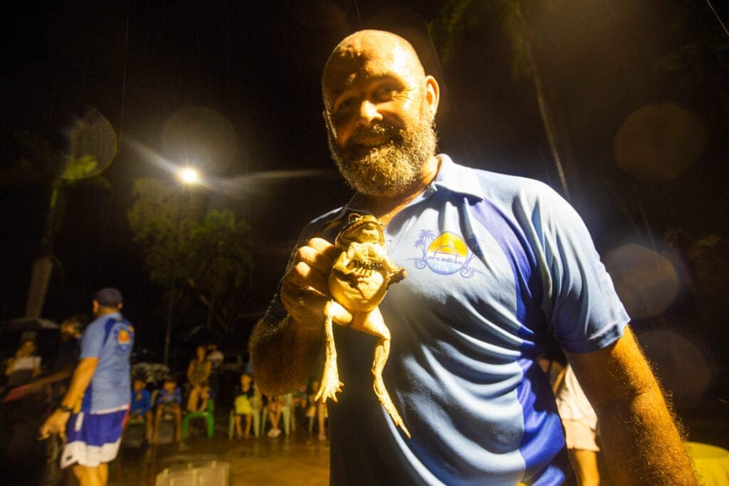 Why You Need To Experience Cane Toad Racing In Magnetic Island