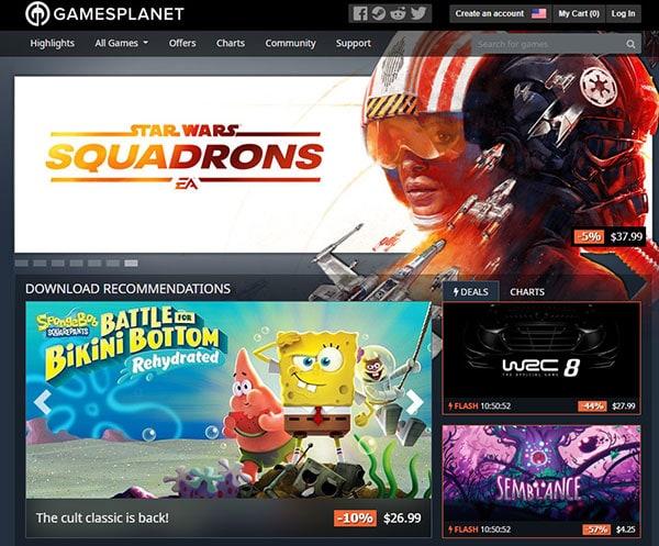 gamesplanet review