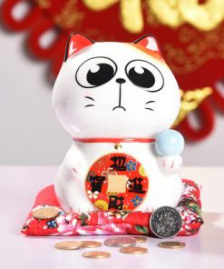6 inch Cute Maneki Neko Fortune Cat