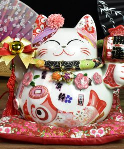 Best Seller Japanese 2019 Feng Shui Maneki Neko