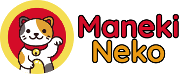 Logo Maneki Neko World