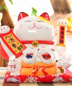Maneki Neko Hot Fengshui Decoration
