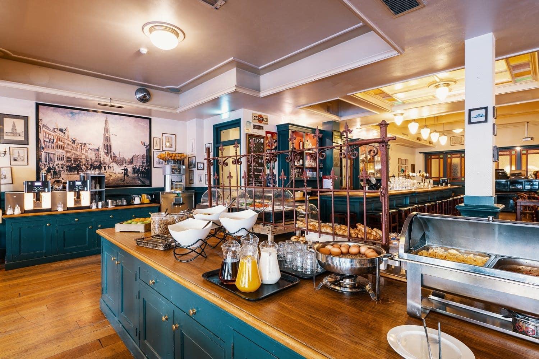 Martini Hotel – Ontbijtbuffet klein