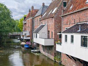 hangende keukens appingedam Martini Hotel Groningen