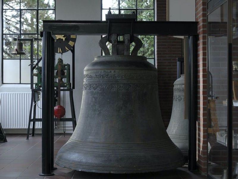 Bell foundry museum heiligerlee Martini Hotel Groningen