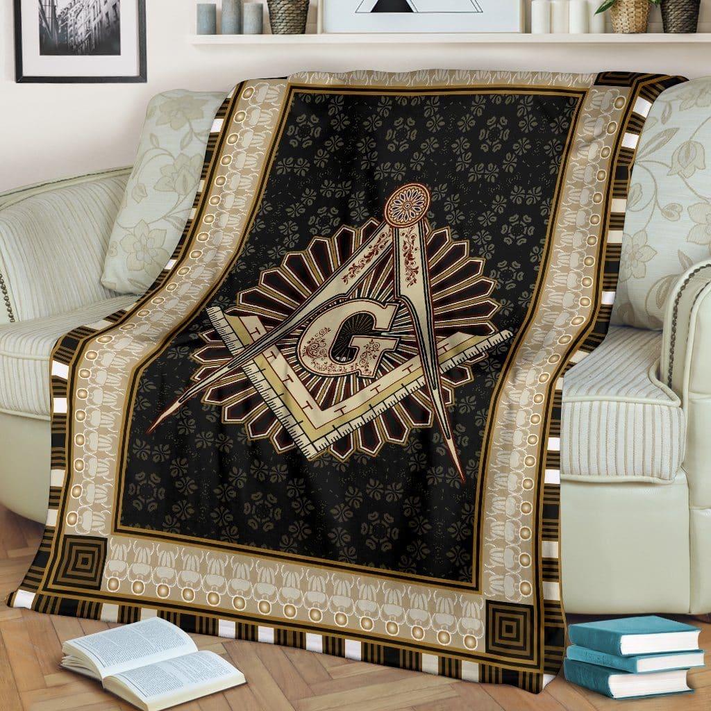 Fleece Masonic Blankets