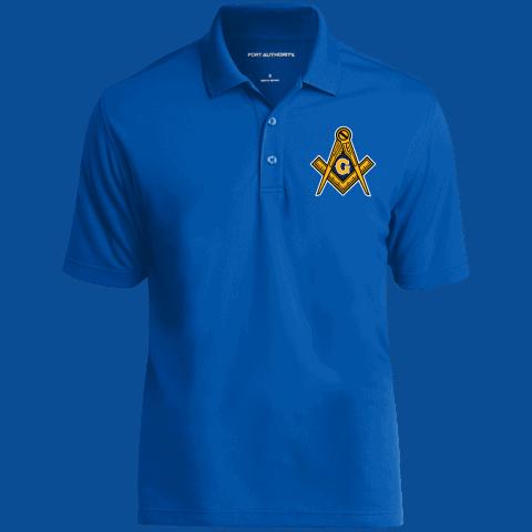 Masonic Freemason Embroidery Masonic Polo Shirt redirect 133