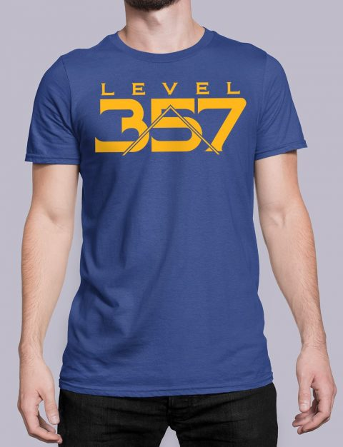Level 357 Masonic T-shirt Level 357 front royal shirt 17
