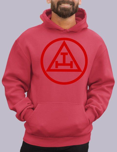 Royal Arch Masonic Hoodie royal arch red hoodie